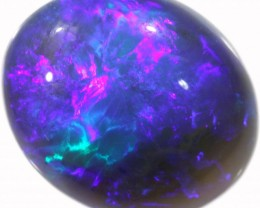 3.17 CTS BLACK  OPAL - LIGHTNING RIDGE- [SOB5]