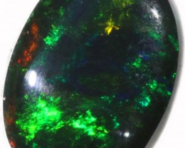 1.04 CTS BLACK  OPAL - LIGHTNING RIDGE- [SOB8]
