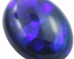 1.30 CTS BLACK  OPAL - LIGHTNING RIDGE- [SOB15]