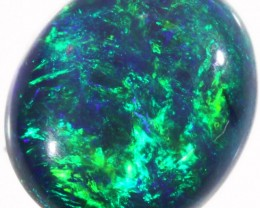 1.27 CTS BLACK  OPAL - LIGHTNING RIDGE- [SOB23]