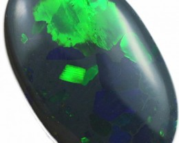 3.23 CTS BLACK  OPAL - LIGHTNING RIDGE- [SOB51]