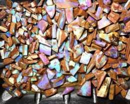 Boulder Opal Pipe Rough