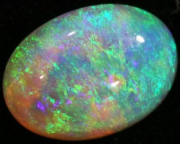 1.15 CTS CRYSTAL OPAL FROM LIGHTNING RIDGE [SC51]