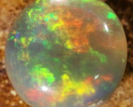 1.05 CTS CRYSTAL OPAL FROM LIGHTNING RIDGE [SC52]