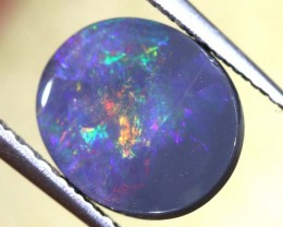 0.80 CTS   N-2   SOLID BLACK OPAL   TBO-5898