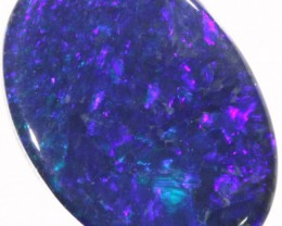 1.85 CTS BLACK  OPAL - LIGHTNING RIDGE- [SOB70]