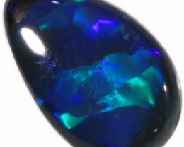 1.05 CTS BLACK  OPAL - LIGHTNING RIDGE- [SOB73]