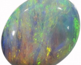 1.05 CTS BLACK  OPAL - LIGHTNING RIDGE- [SOB79]