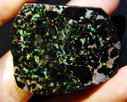 49.50 CRT RARE QUALITY SPECIMENT INDONESIAN OPAL FULL FIRE