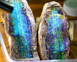 BOULDER OPAL INVESTMENT QUALITY COLLECTOR 2- PC 5280 CTS