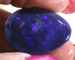 24.7 CTS BLACK OPAL ROUGH  DT-7352