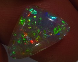 Brilliant! Ethiopian Welo Polished Opal AAA 2.1cts #593