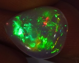 Brilliant! Ethiopian Welo Polished Opal AAA 3.7cts #595