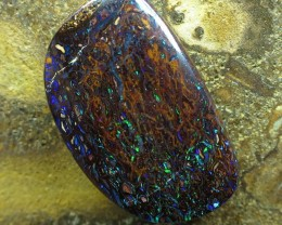 "21cts.""BOULDER MATRIX OPAL~UNBEATABLE VALUE"""