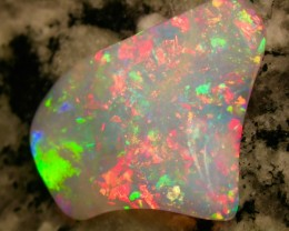 5.75ct MULTI PATERN EXTREEM BRIGHT CRYSTAL OPAL