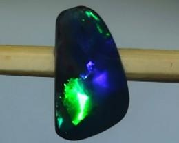 1.05 ct Gem Blue Green Natural Queensland Boulder Opal