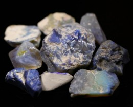 346Ct Untouch Australian Lightning Ridge Crystal Rough Opal
