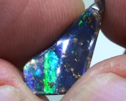 2.90 ct Boulder Opal With Gem Multi Color
