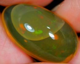 23.62Ct Phantom Ghost Ethiopian Welo Specimen Crystal Opal