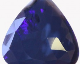 39 CTS FACETED BLACK OPAL [BF7]
