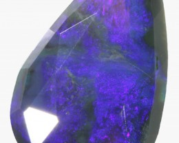 8.7 CTS FACETED BLACK OPAL [BF8]