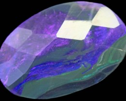 6.8 CTS FACETED BLACK OPAL [BF14]2