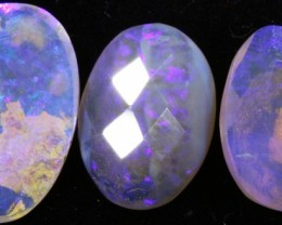 12.3 CTS FACETED CRYSTAL OPAL PARCEL [SO8246]
