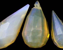 4.8 CTS FACETED CRYSTAL OPAL PARCEL [SO8254]