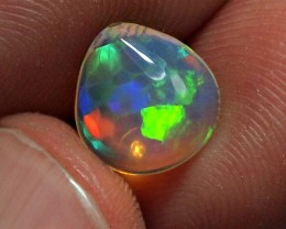 1.10CRT PERFECT CRYSTAL BRIGHT HONEYCOMB WELLO ETIOPIAN OPAL