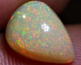 AMAZING PERFECT GALAXY PIN FIRE FULL COLOR WELO OPAL 2.40 CRT