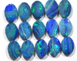 8.55cts Opal Doublets (R2751)