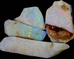 23.55 CTS CTS WHITE ROUGH OPAL PARCEL  [CPR44]
