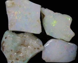 21.30 CTS WHITE ROUGH OPAL PARCEL  [CPR47]