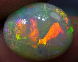 NR 5.60 Crt Rare Amazing Ethiopian Opal With Roots