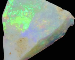 6.26 CTS WHITE ROUGH OPAL [CPR64]
