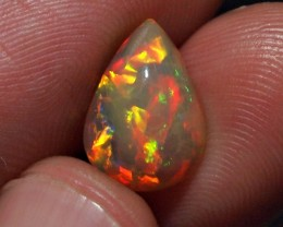 2.00 CRT STUNING BRIGHT FLAG COLLOUR ETIOPIAN WELLO OPAL