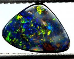 1.10 CTS Natural Australian Boulder Opal Solid Stone C-407