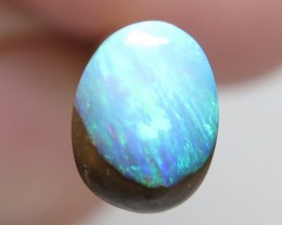 0.99ct Queensland Boulder Opal Loose Stone