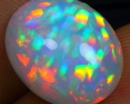 5.50cts Top Floral Patchwork Ethiopian Opal