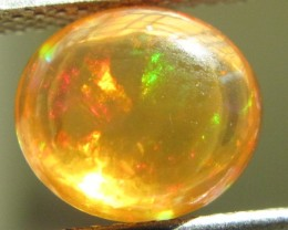 1.73 ct Mexican Fire Opal Gem