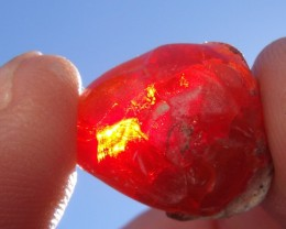 Rough Fire Mexican Cantera Opal Specimens