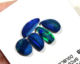6.25cts Opal Doublets (R2851)