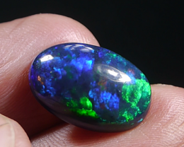 4.60 CRT BRILLIANT BLUE RIBBON FIRE WELO OPAL @ ( )