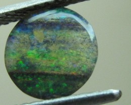 0.76 ct Honduran Black Opal
