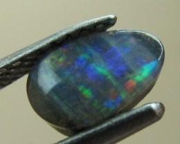 0.53 ct Honduran Black Opal