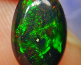 Ethiopian Smoked Ribbon Opal 0.75 Crt