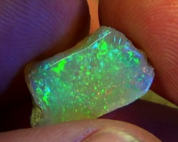 4.40 cts Ethiopian Welo PATCHWORK crystal opal N9 4,5/5