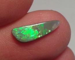 1 ct Lightning Ridge Dark opal