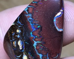 40cts Koroit Boulder Opal Picture Stone AD140