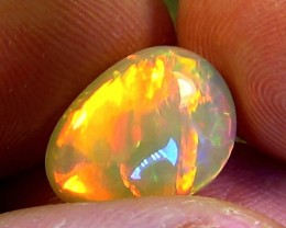 4.80 cts Ethiopian Welo PUZZLE BRUSH STROKES opal N6 5/5